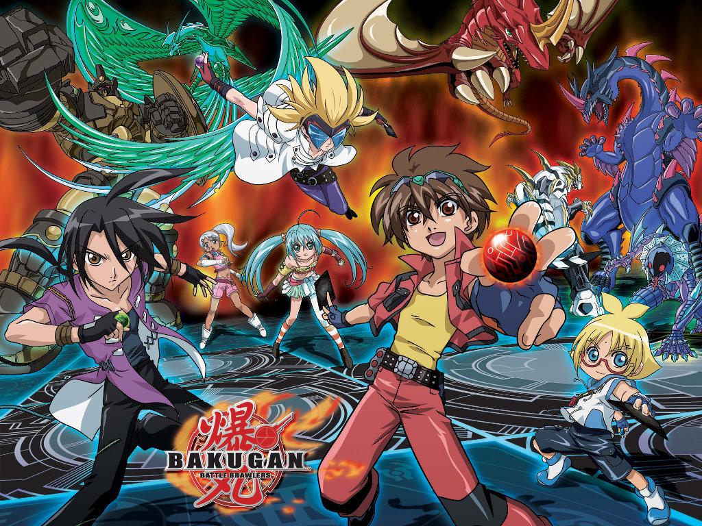 Comics Wallpaper: Bakugan