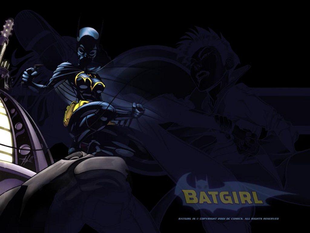 Comics Wallpaper: Batgirl