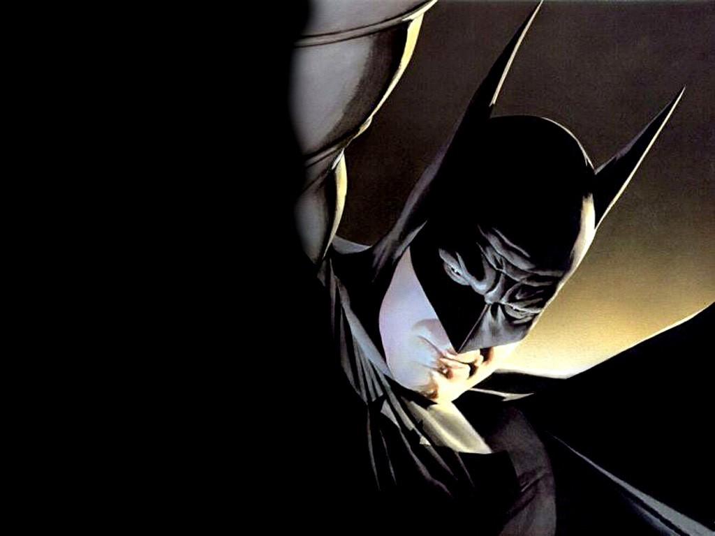 Comics Wallpaper: Batman (by Alex Ross)
