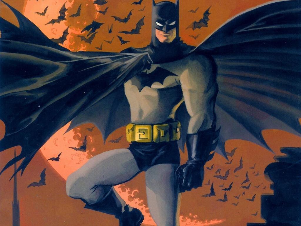 Comics Wallpaper: Batman and the Monster Men