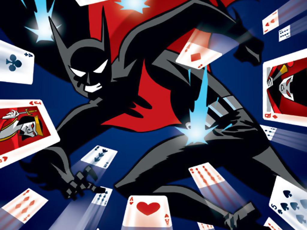 Comics Wallpaper: Batman Beyond