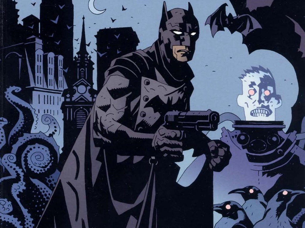 Comics Wallpaper: Batman - The Doom That Came to Gotham