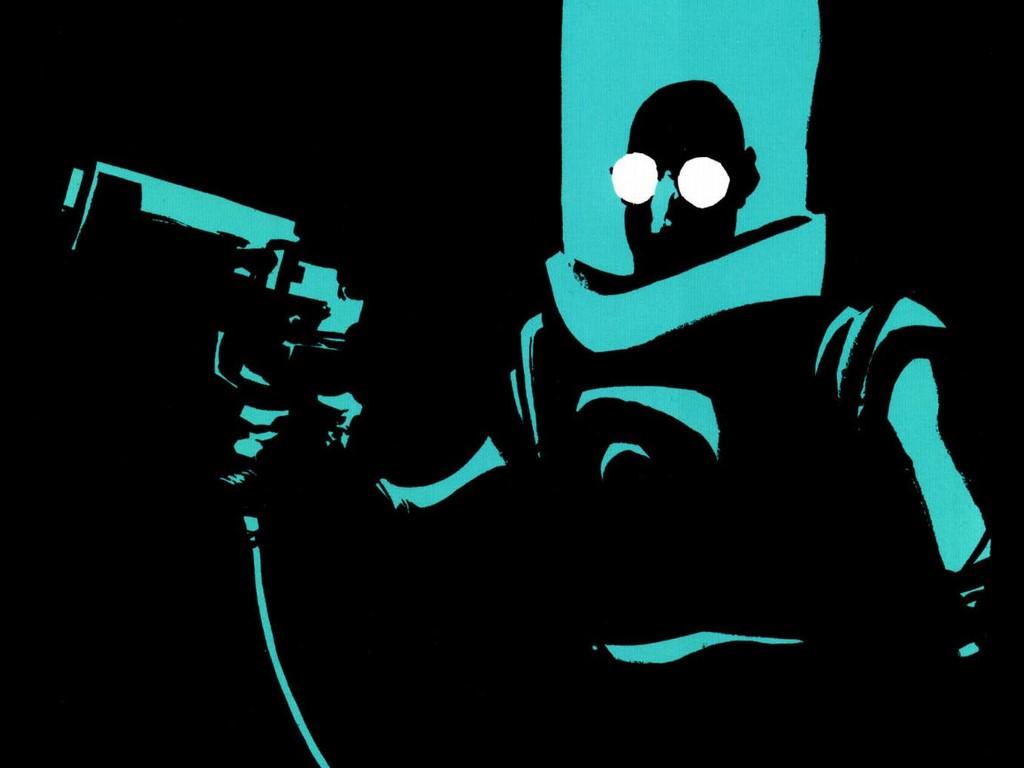 Comics Wallpaper: Batman - Mr. Freeze