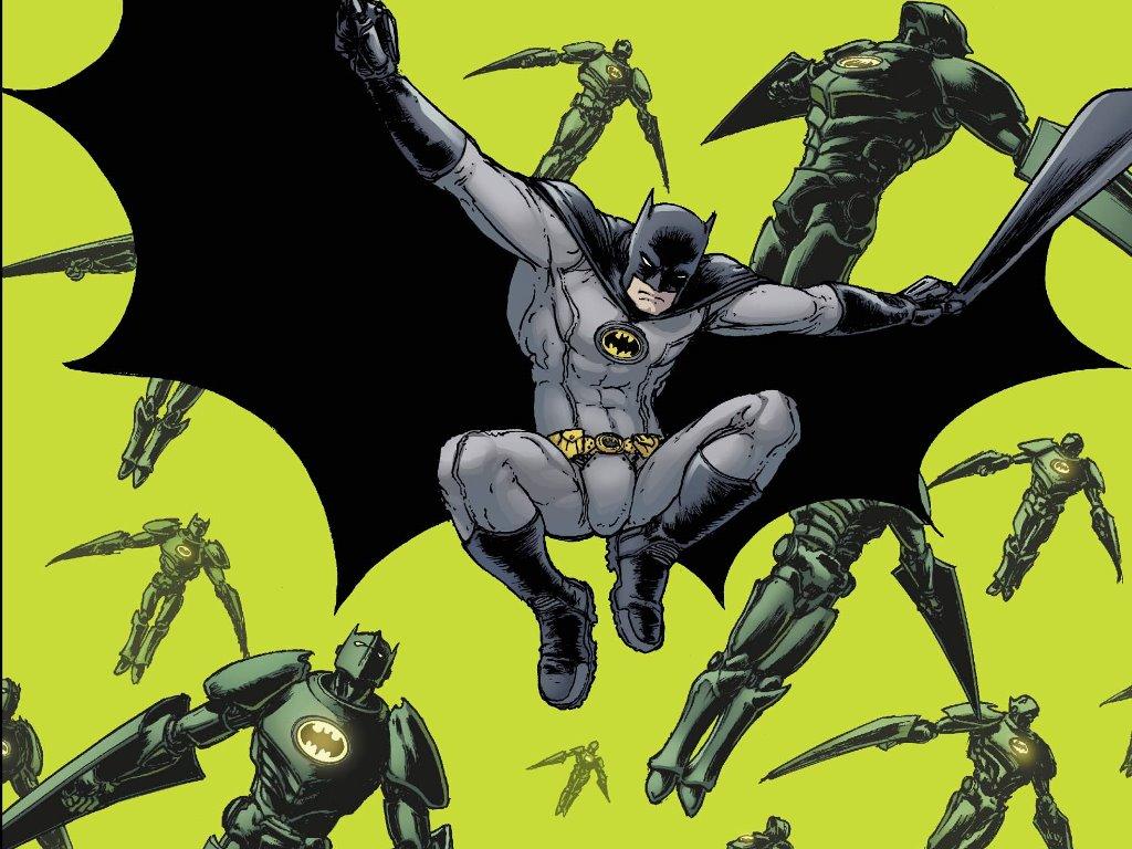 Comics Wallpaper: Batman, Incorporated