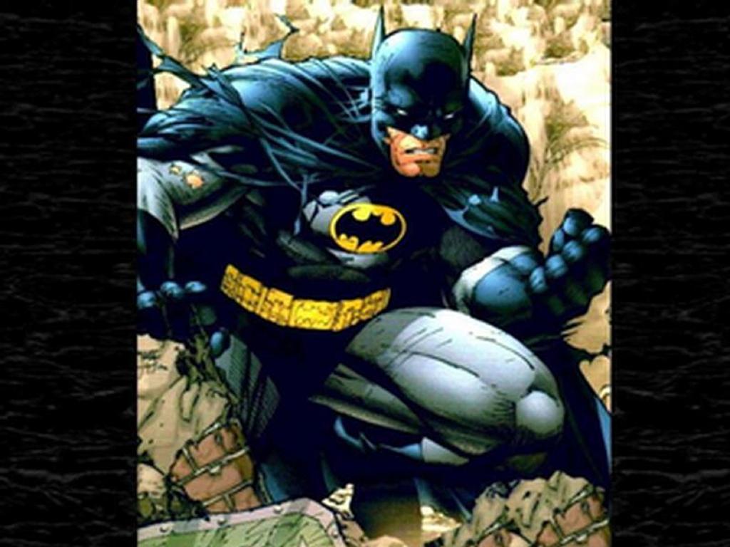 Comics Wallpaper: Batman by Jim Lee