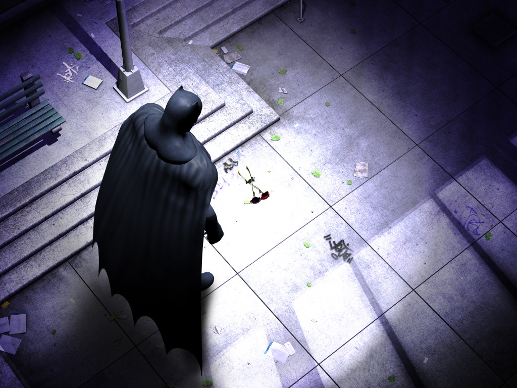 Comics Wallpaper: Batman - Memories