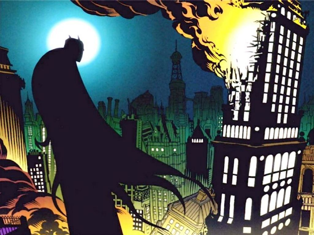 Comics Wallpaper: Batman - No Man's Land