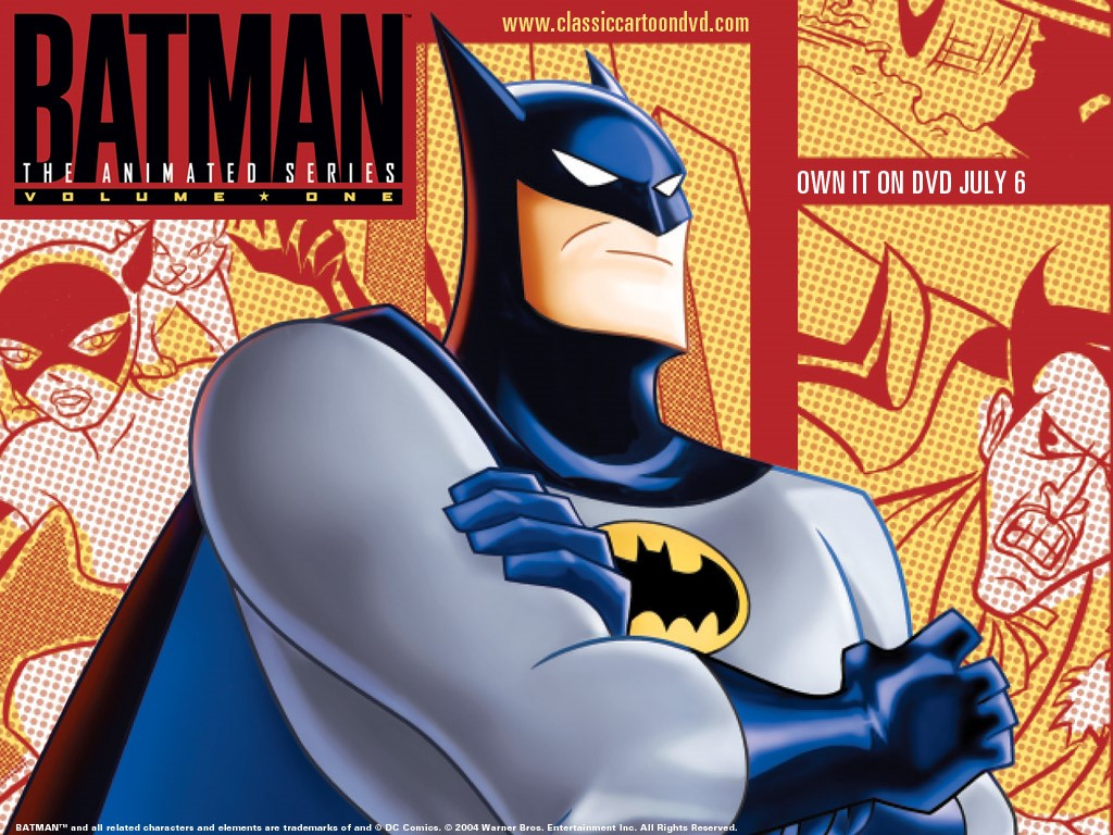 Comics Wallpaper: Batman - The Animated Series Vol. 1