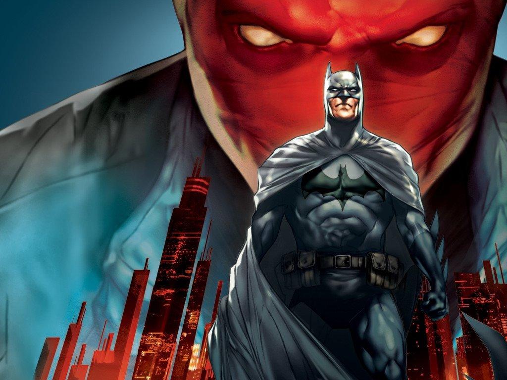 Comics Wallpaper: Batman - Under the Red Hood