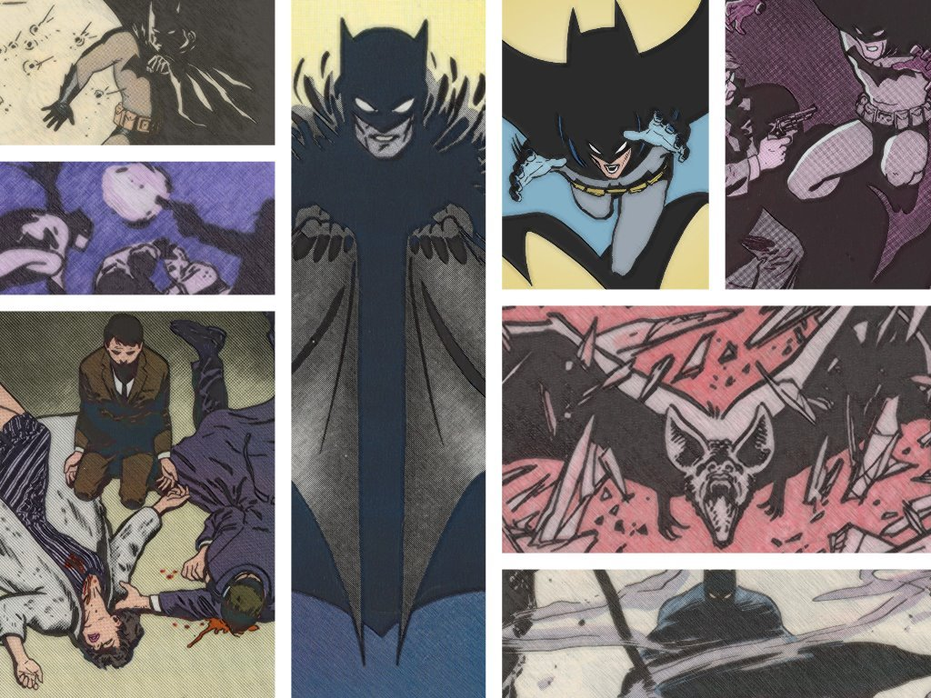 Comics Wallpaper: Batman - Year One