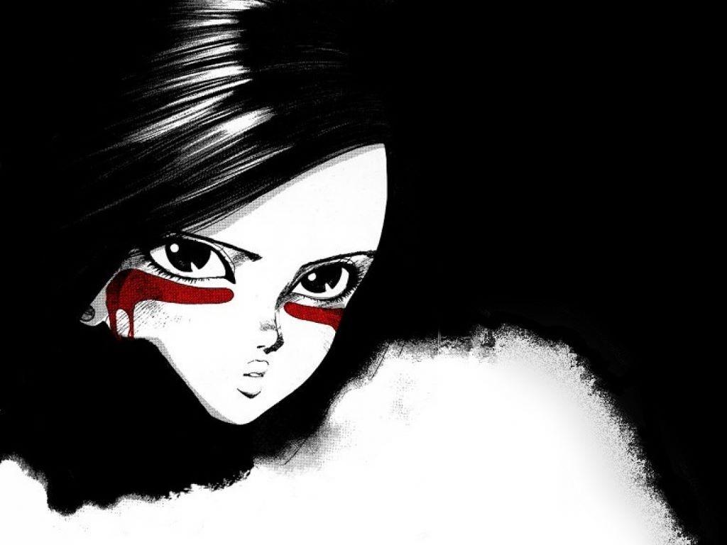 Comics Wallpaper: Battle Angel Alita