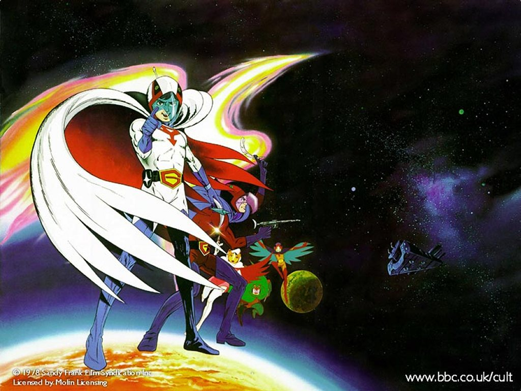 Comics Wallpaper: Battle of the Planets