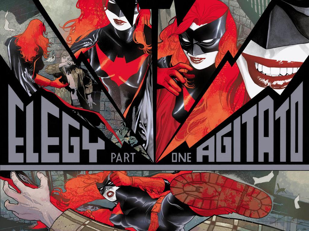 Comics Wallpaper: Batwoman
