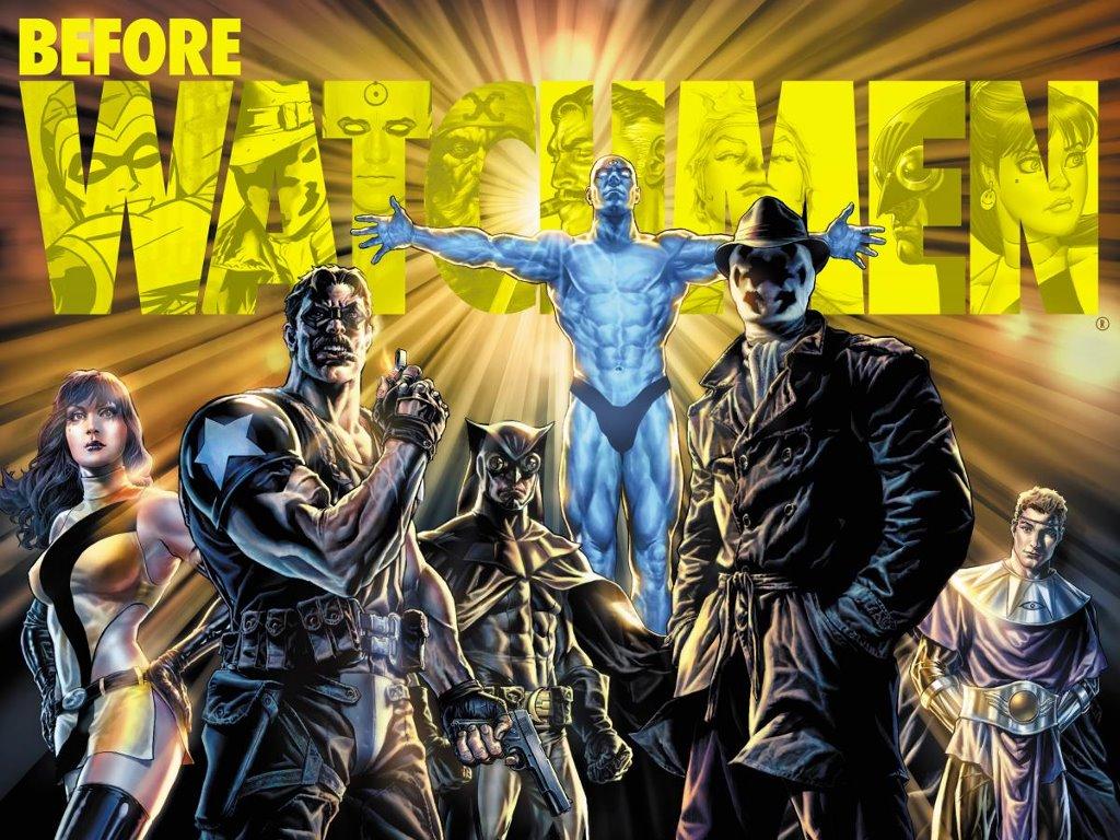 Comics Wallpaper: Before Watchmen