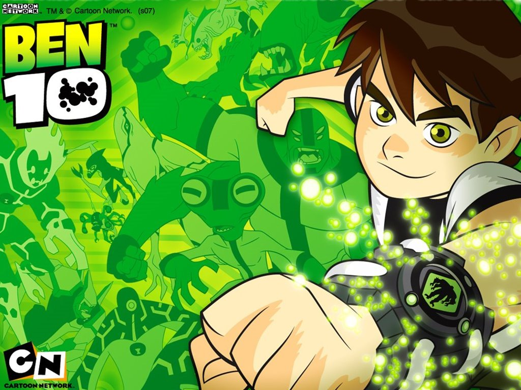 Comics Wallpaper: Ben 10