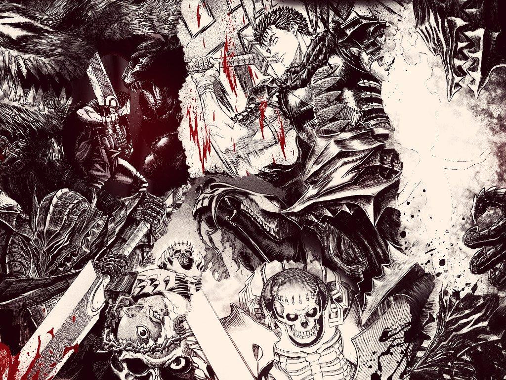 Comics Wallpaper: Berserk