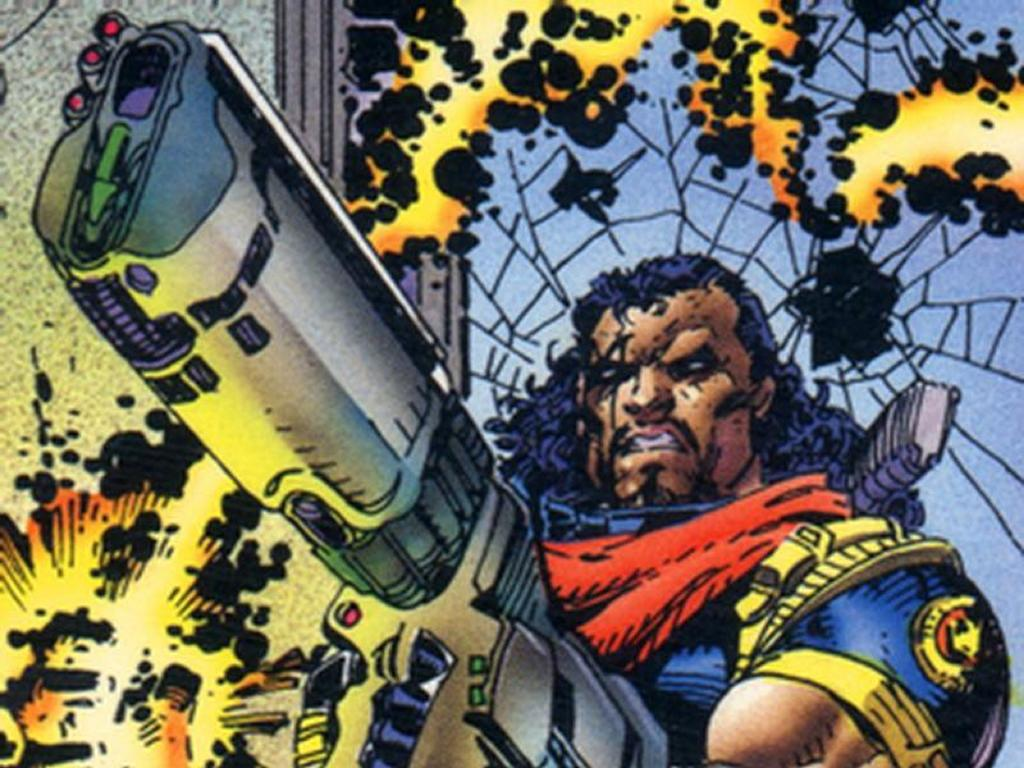 Comics Wallpaper: Bishop