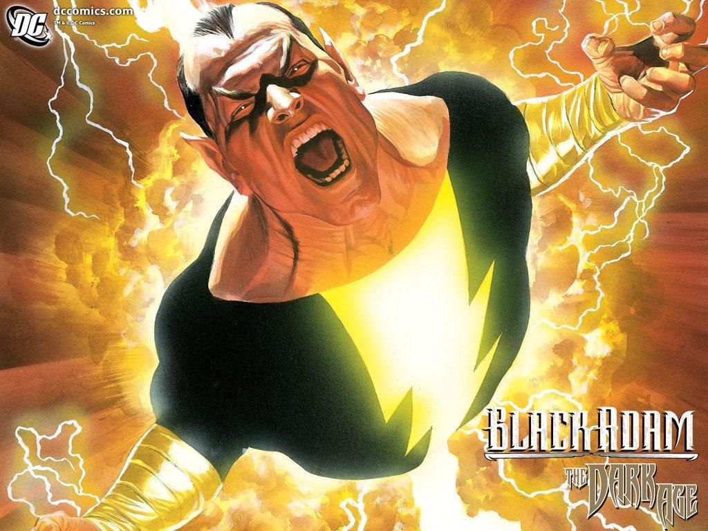 Comics Wallpaper: Black Adam