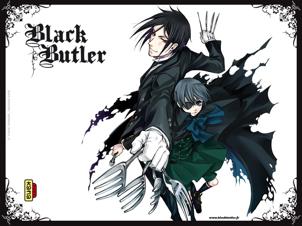 Comics Wallpaper: Black Butler
