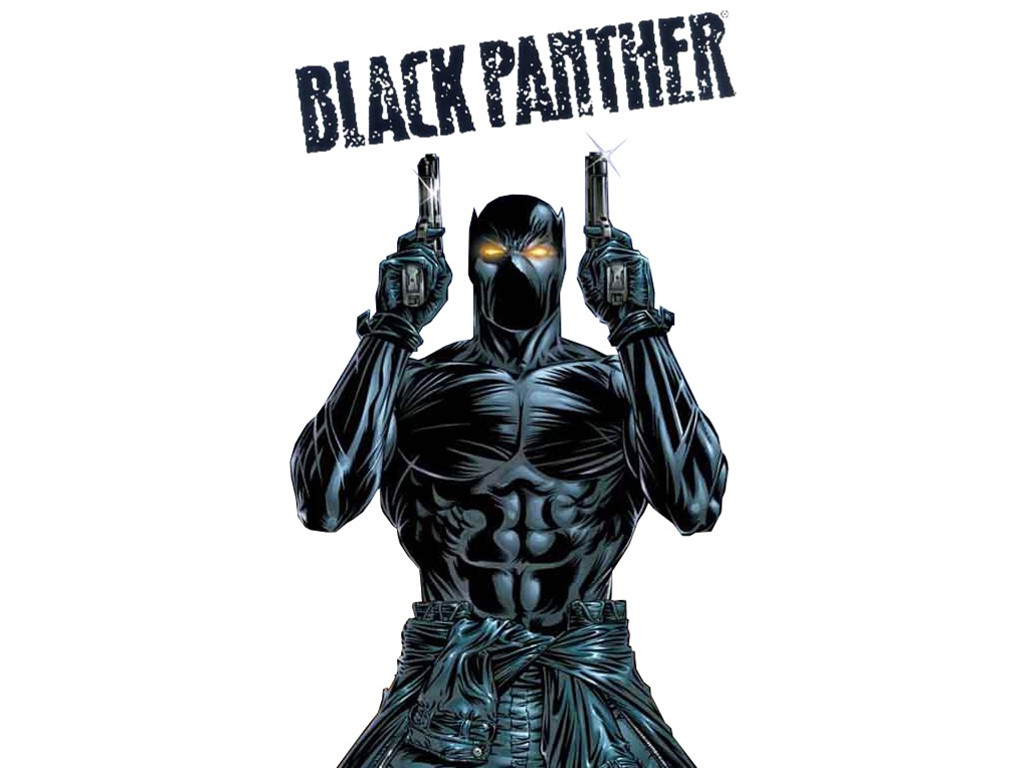 Comics Wallpaper: Black Panther