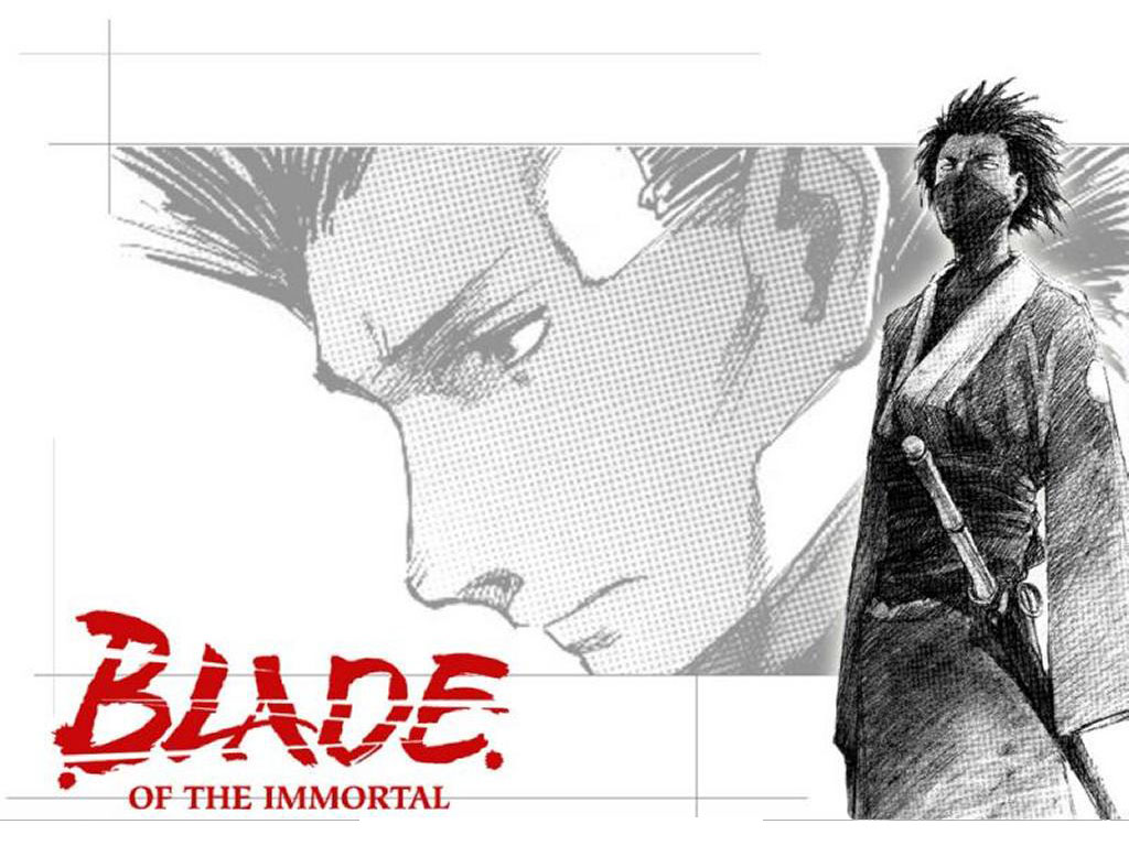 Comics Wallpaper: Blade of the Immortal