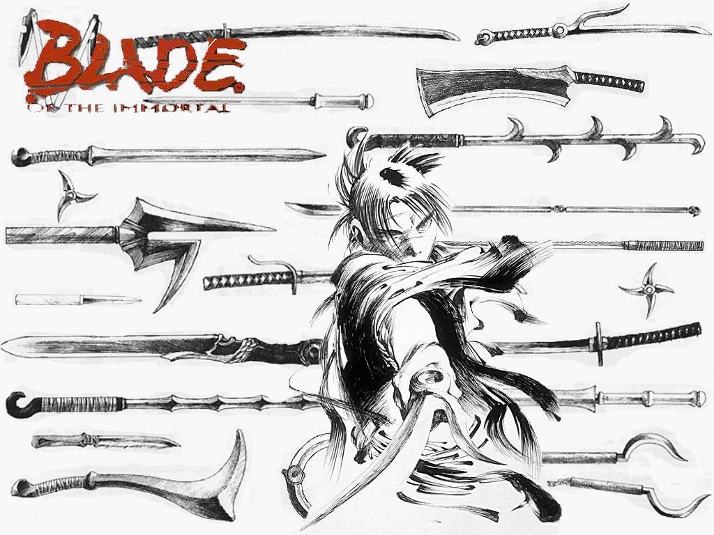 Comics Wallpaper: Blade of the Immortal