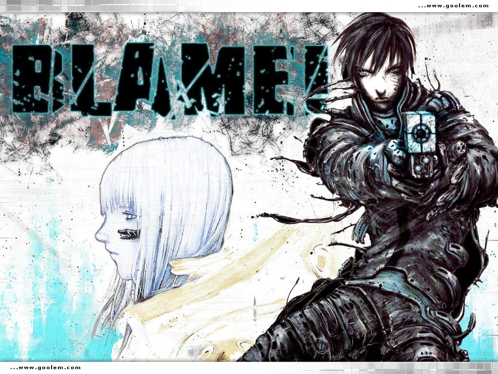 Comics Wallpaper: Blame!