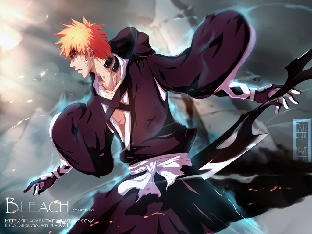 Comics Wallpaper: Bleach