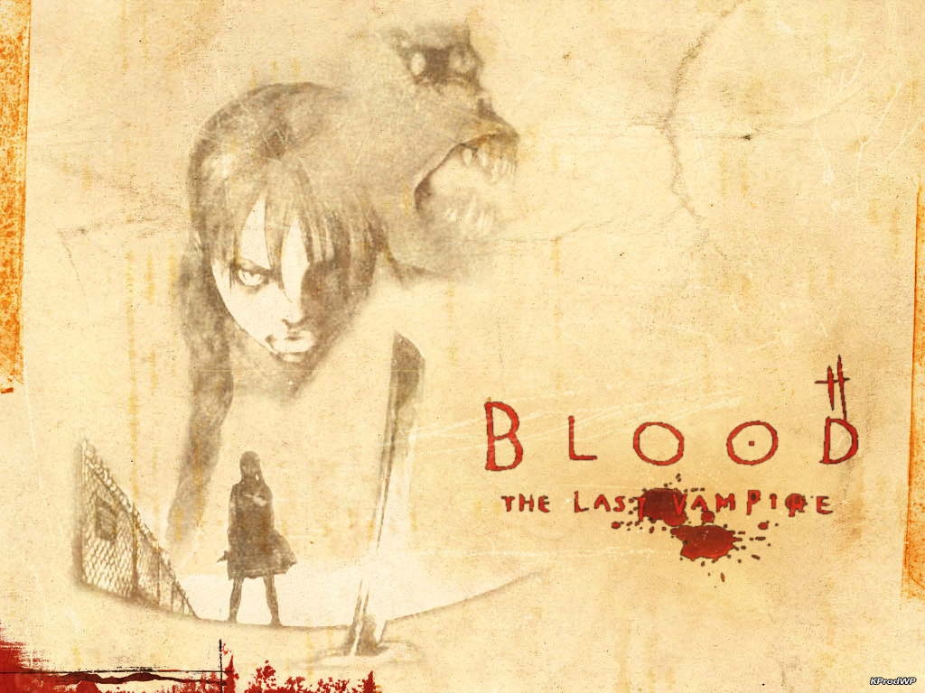 Comics Wallpaper: Blood - the Last Vampire