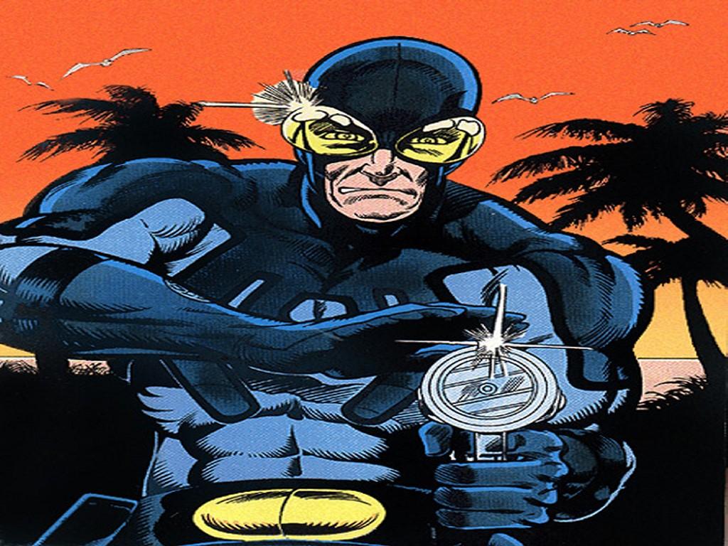 Comics Wallpaper: Blue Beetle