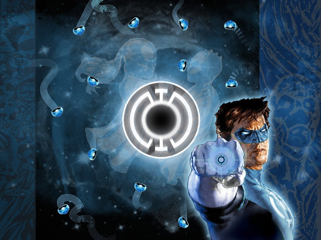 Comics Wallpaper: Blue Lantern