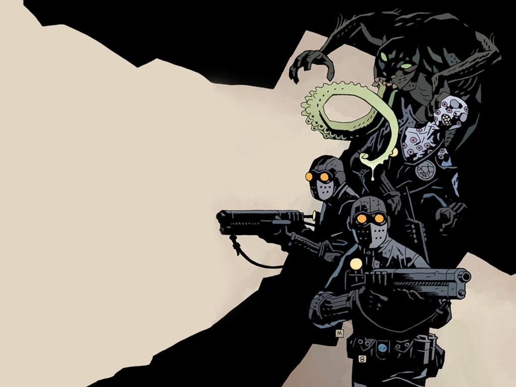 Comics Wallpaper: BPRD