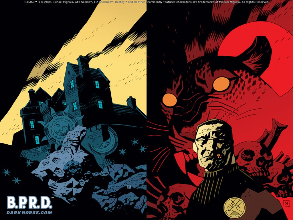 Comics Wallpaper: B.P.R.D.