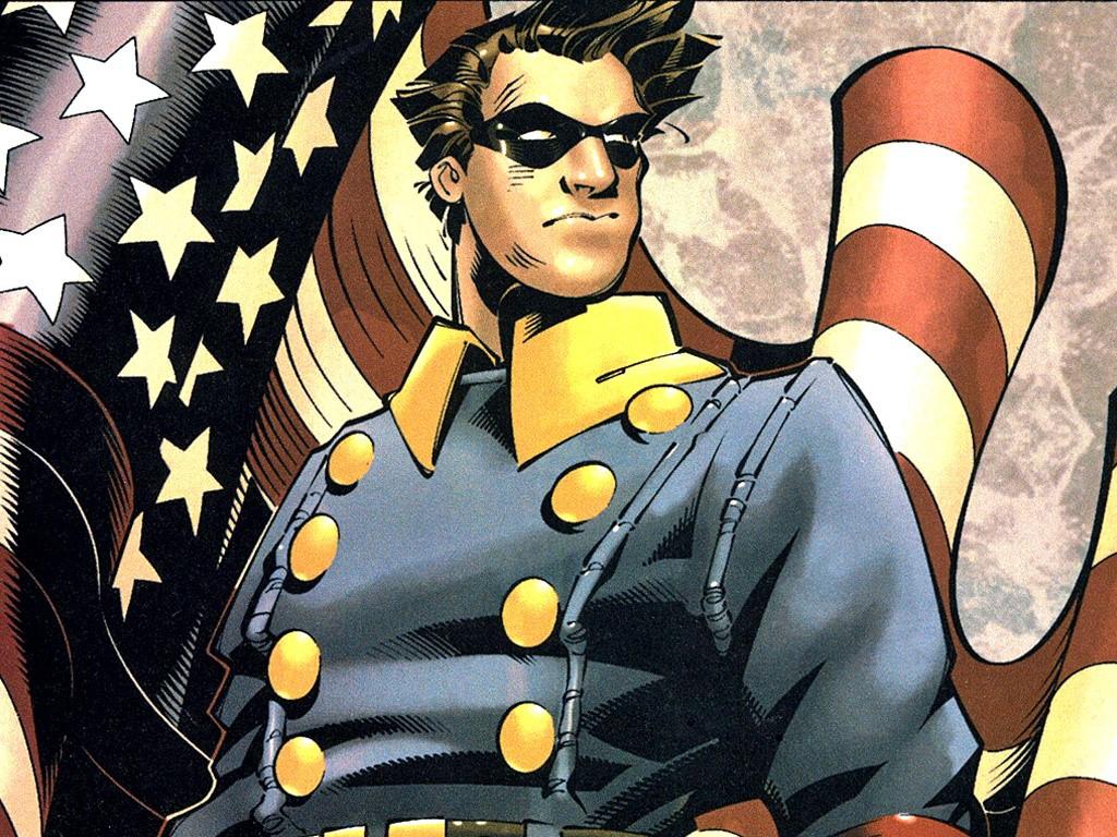 Comics Wallpaper: Bucky