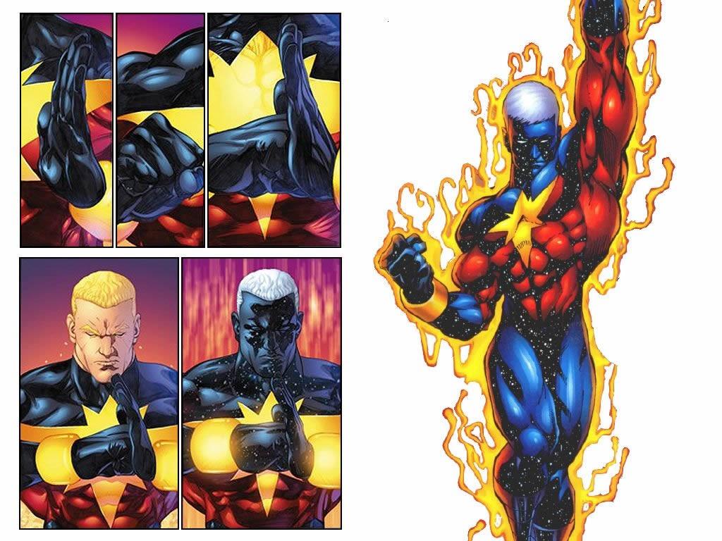 Comics Wallpaper: Captain Mar-Vell
