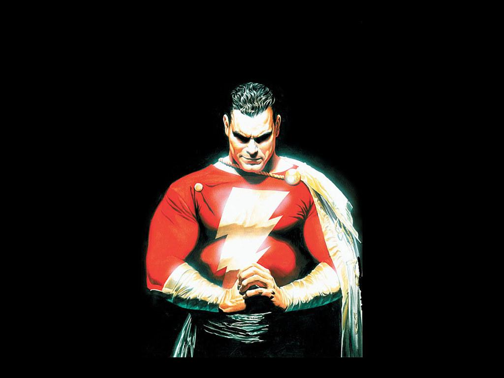 Comics Wallpaper: Captain Marvel (DC)