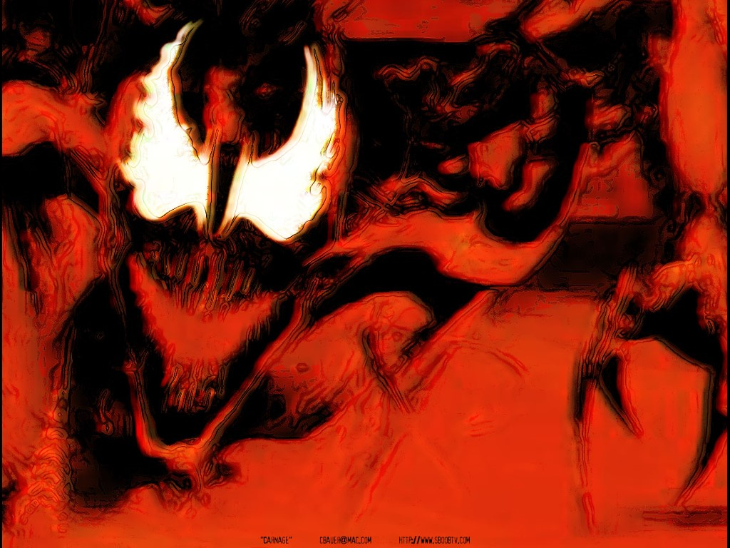 Comics Wallpaper: Carnage