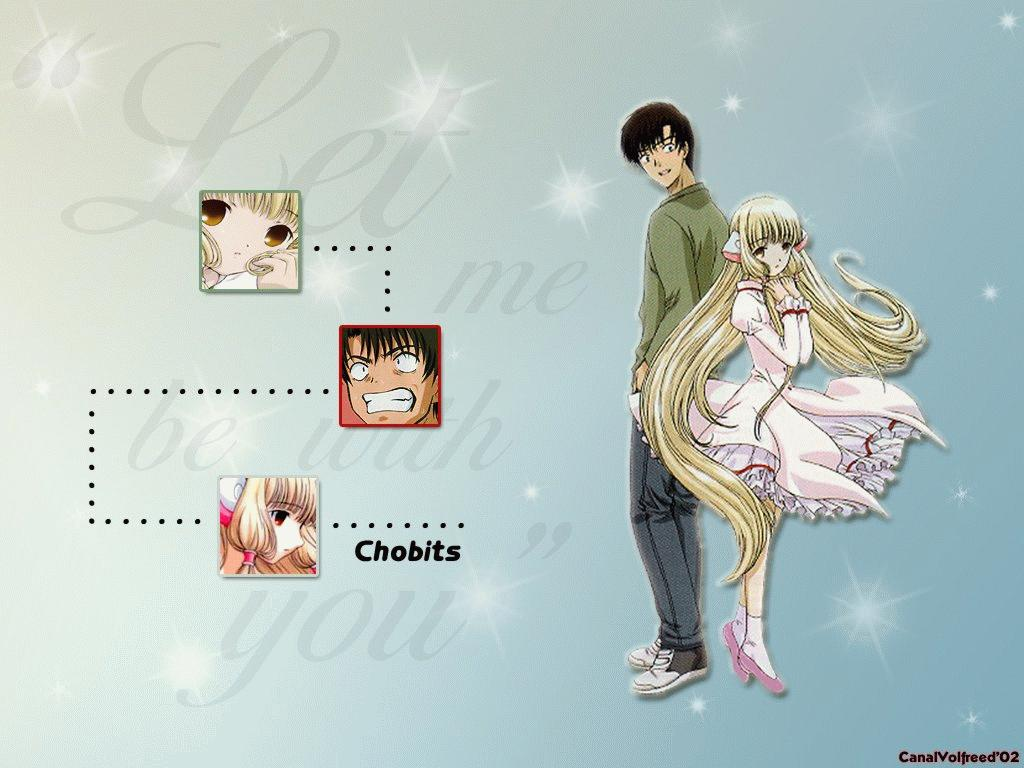 Comics Wallpaper: Chobits