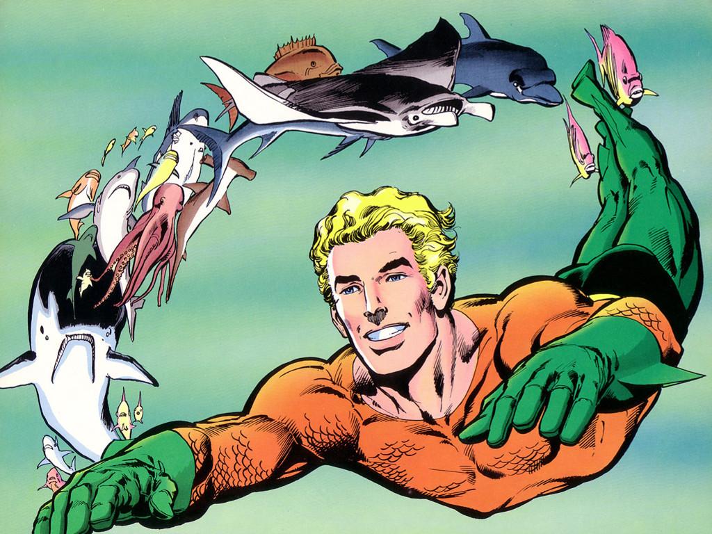 Comics Wallpaper: Classic Aquaman