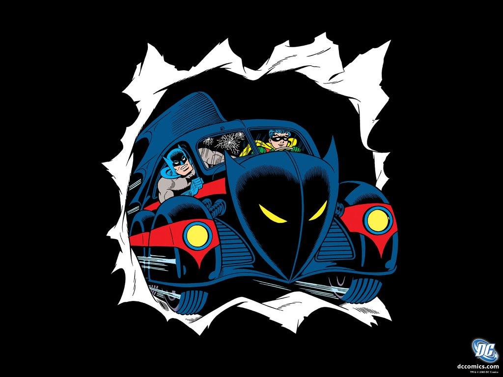 Comics Wallpaper: Classic Batman