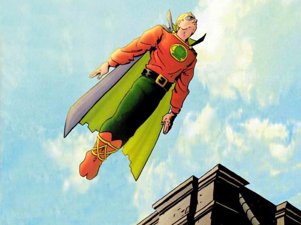Comics Wallpaper: Classic Green Lantern