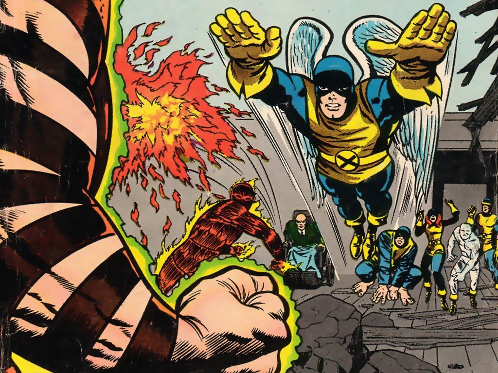 Comics Wallpaper: Classic X-Men