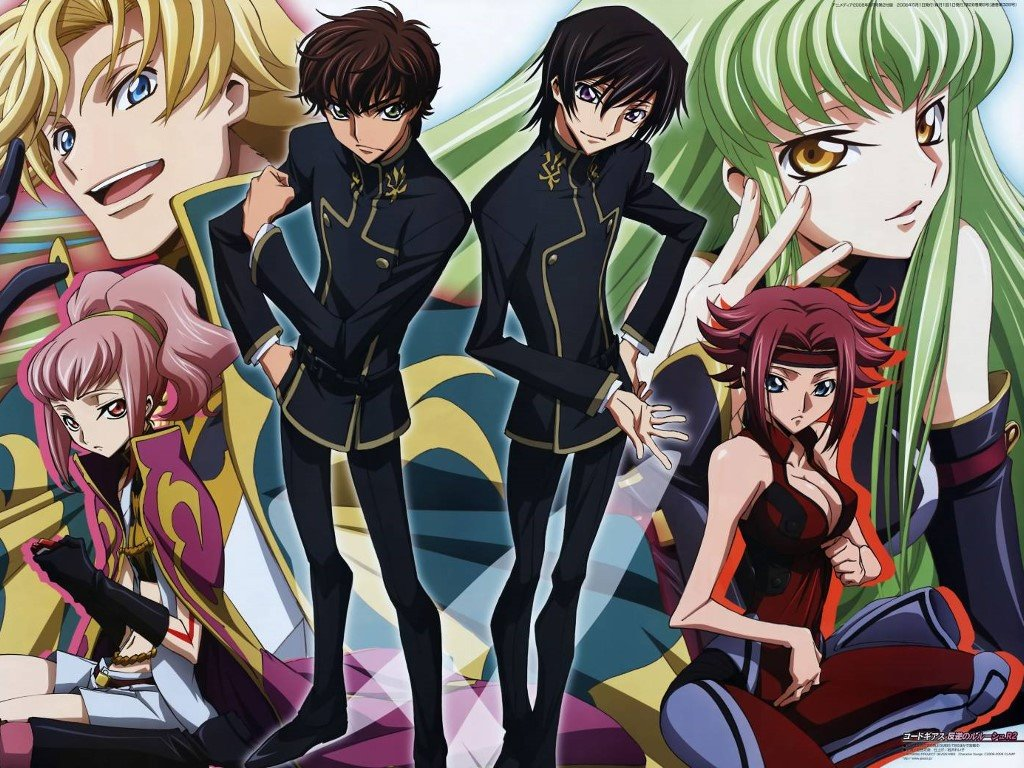 Comics Wallpaper: Code Geass