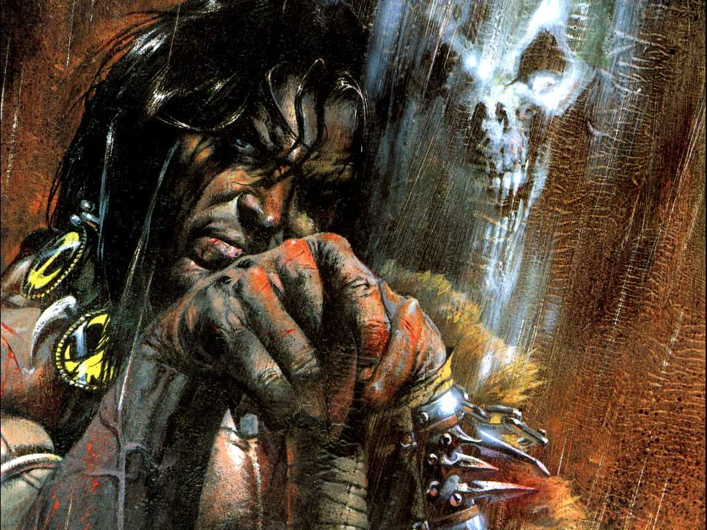 Comics Wallpaper: Conan