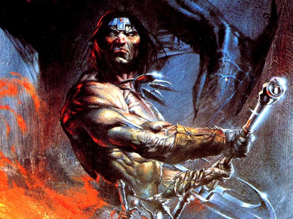 Comics Wallpaper: Conan