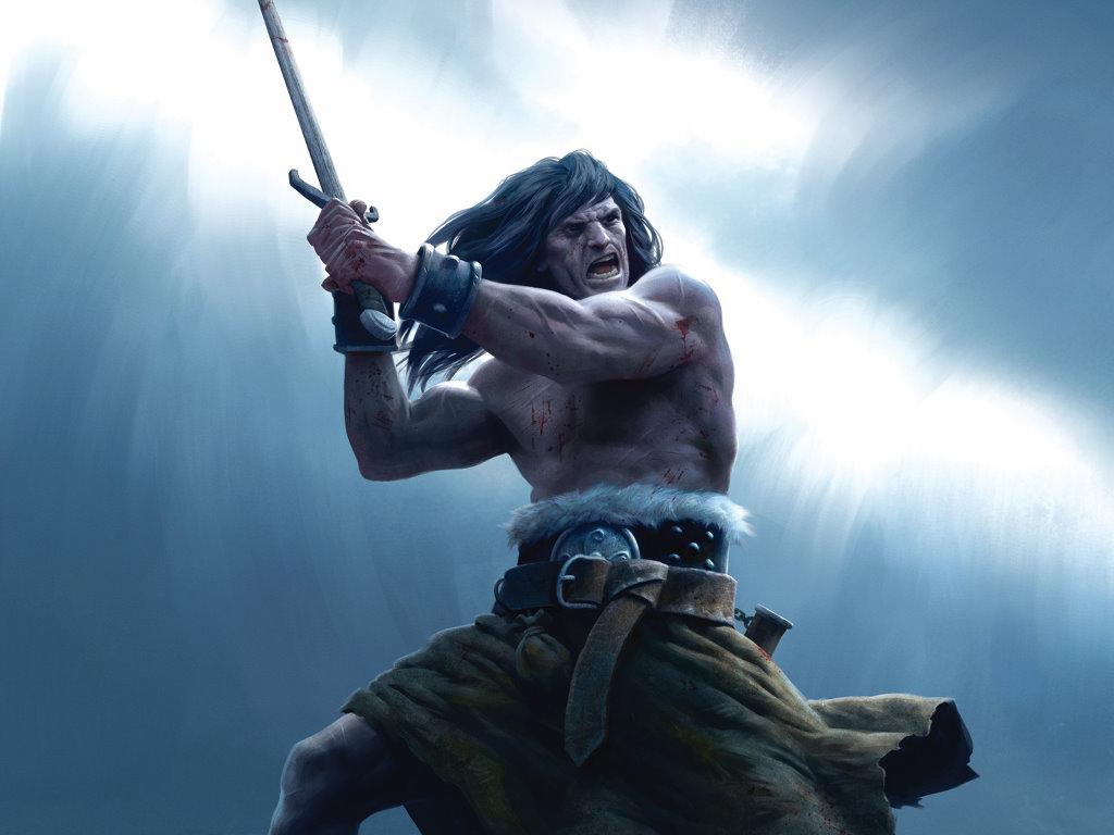 Comics Wallpaper: Conan - Island of No Return