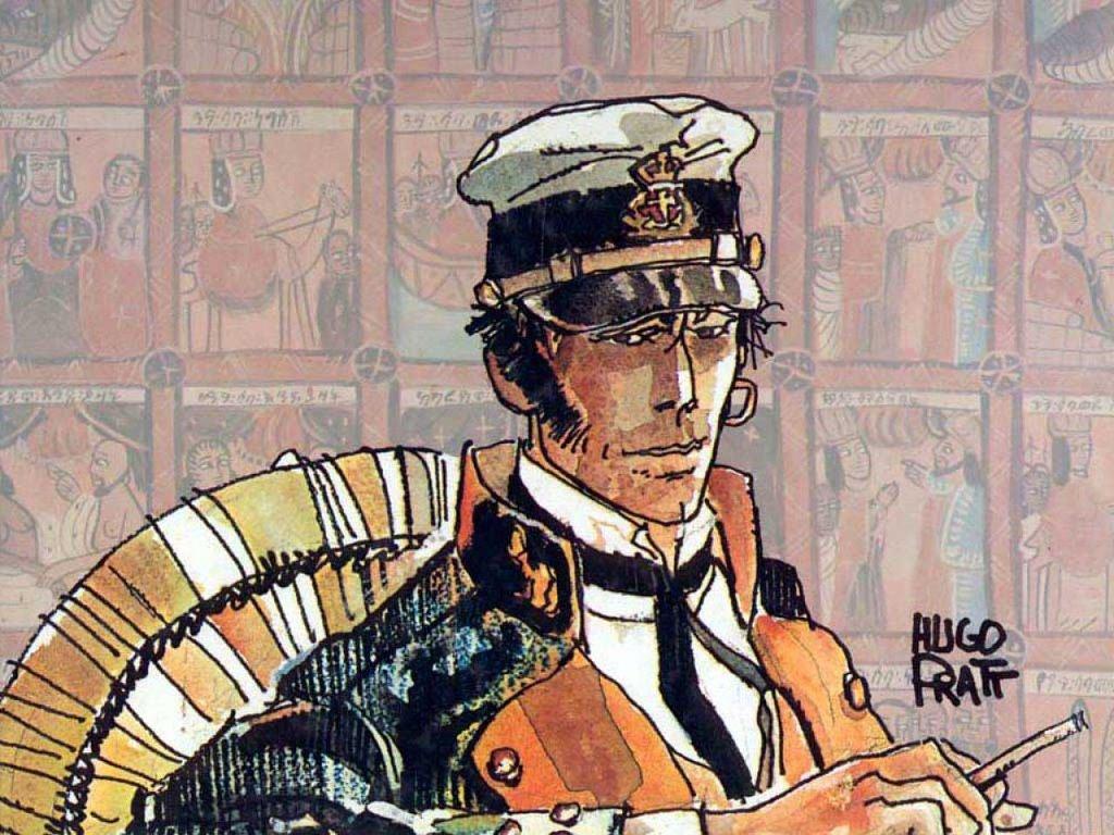 Comics Wallpaper: Corto Maltese