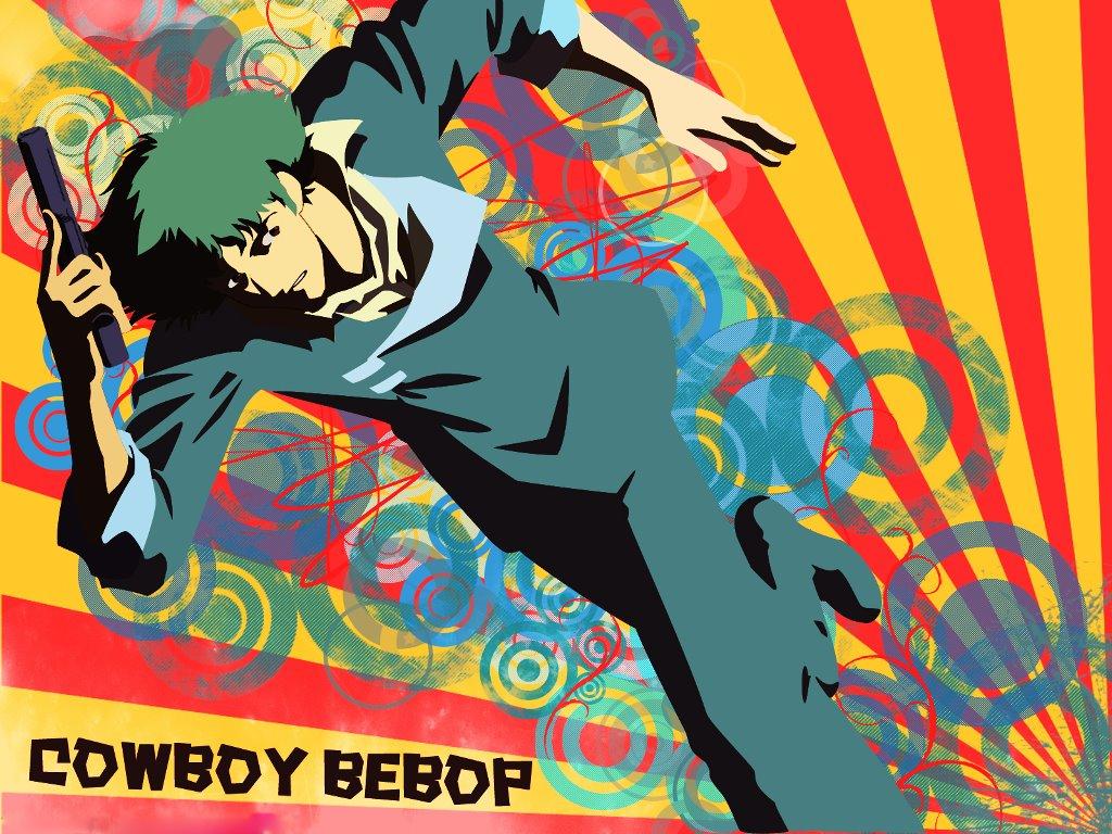 Comics Wallpaper: Cowboy Bebop