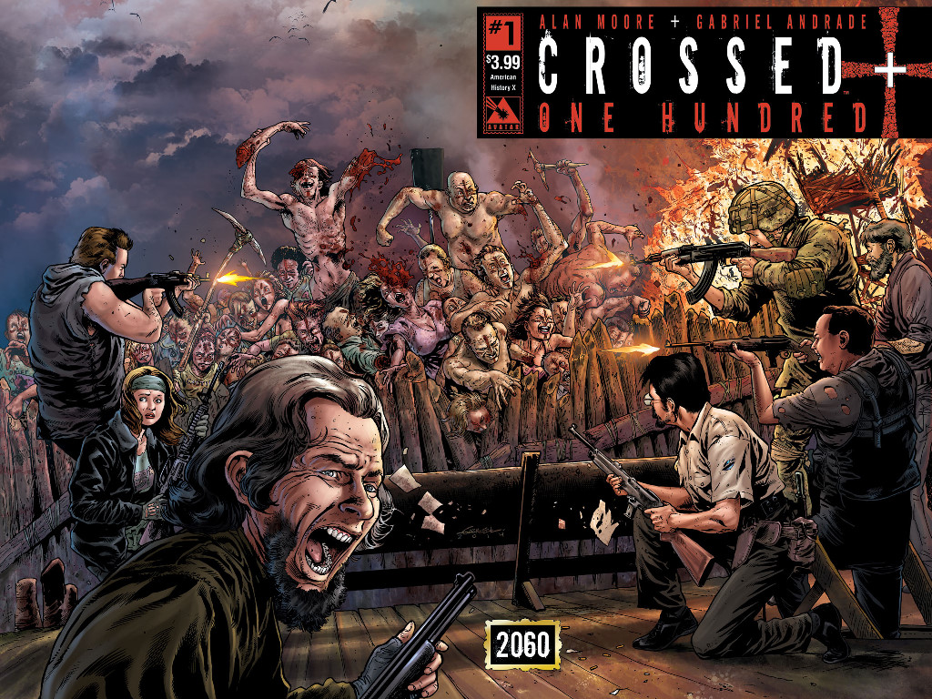 Comics Wallpaper: Crossed - One Hundred