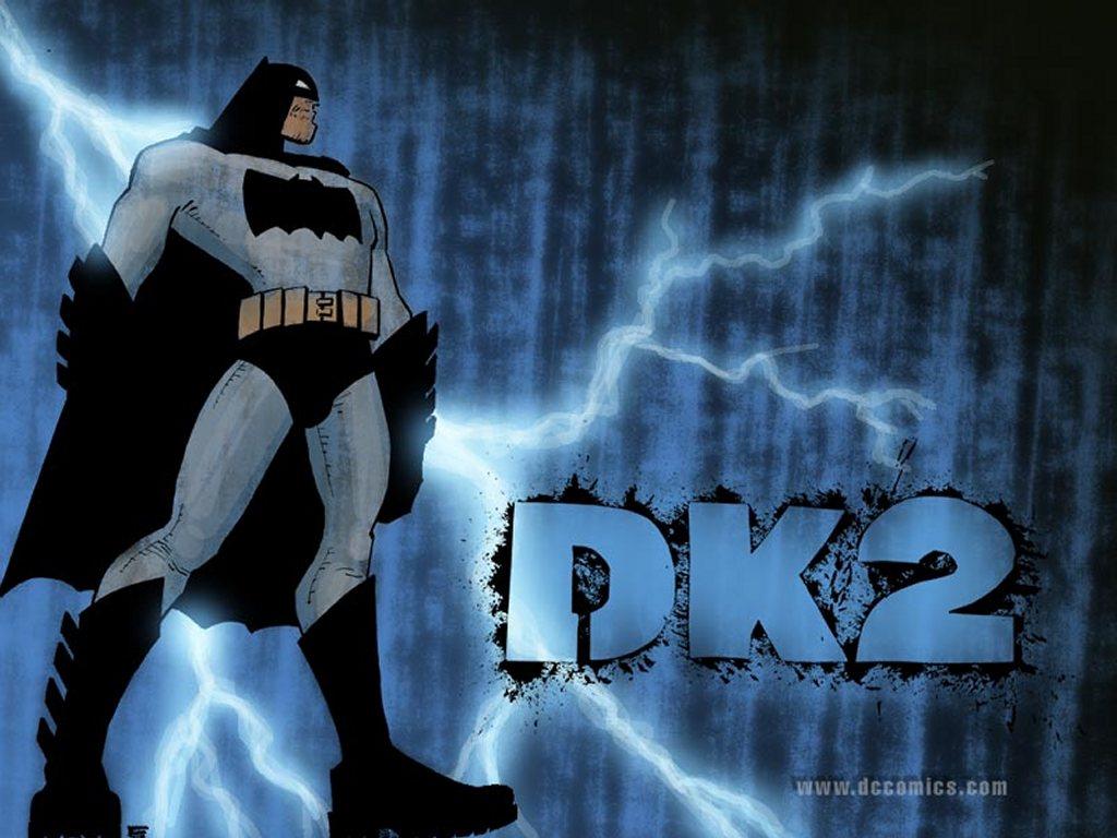 Comics Wallpaper: Dark Knight Returns